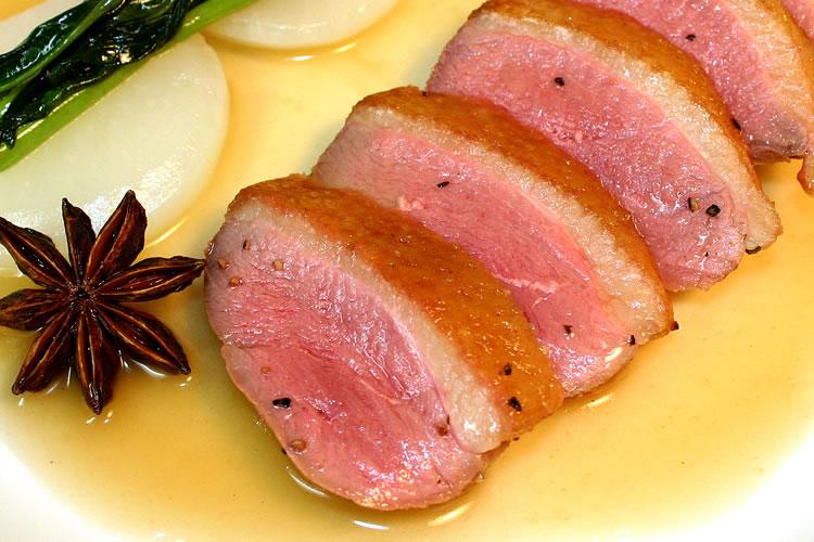 【鴨フィレ肉の定番】フィレドカナール 1枚(シュバリエ)の画像
