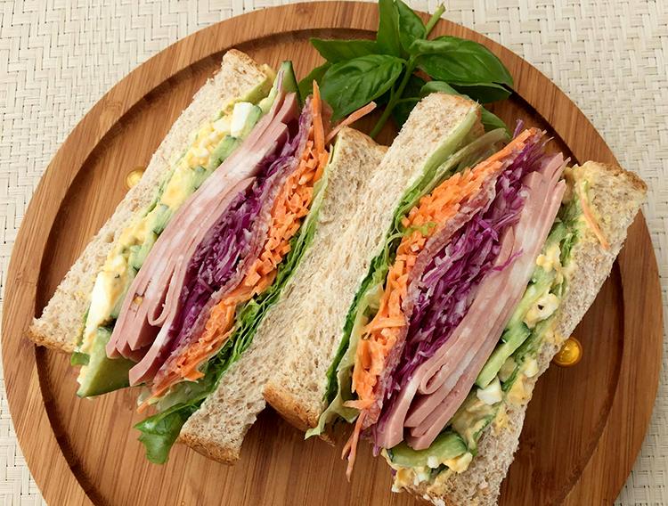 【食感がしっかりで美味しい】モルタデッラ(スライス)の画像