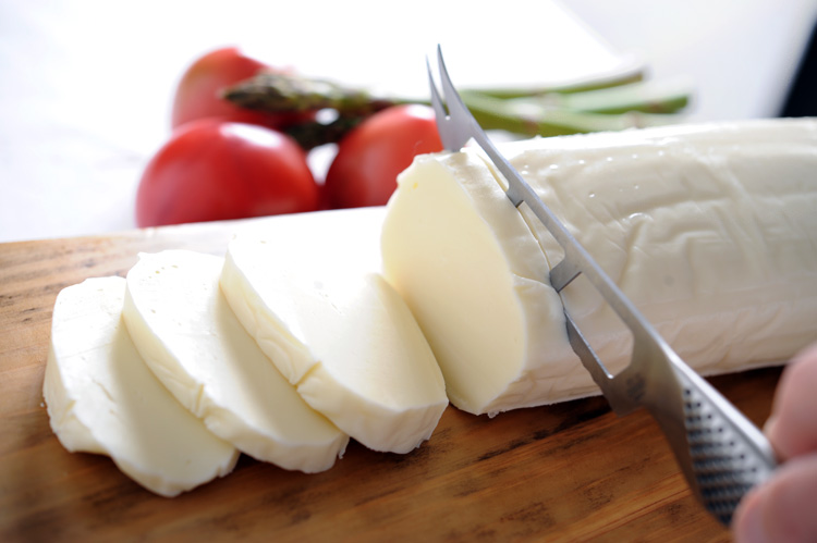 【チーズを切るならコレ!】チーズ専用ナイフ・グローバル【GS-10】の画像