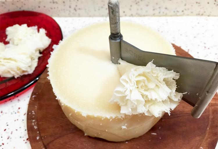 【プロ向けの本格派】GLOBAL-PROチーズ用ナイフ(グローバルプロGP-20)の画像