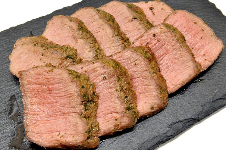 【上品な肉の旨味たっぷり】ラムアイオブロイン(ロース芯)1枚入の画像