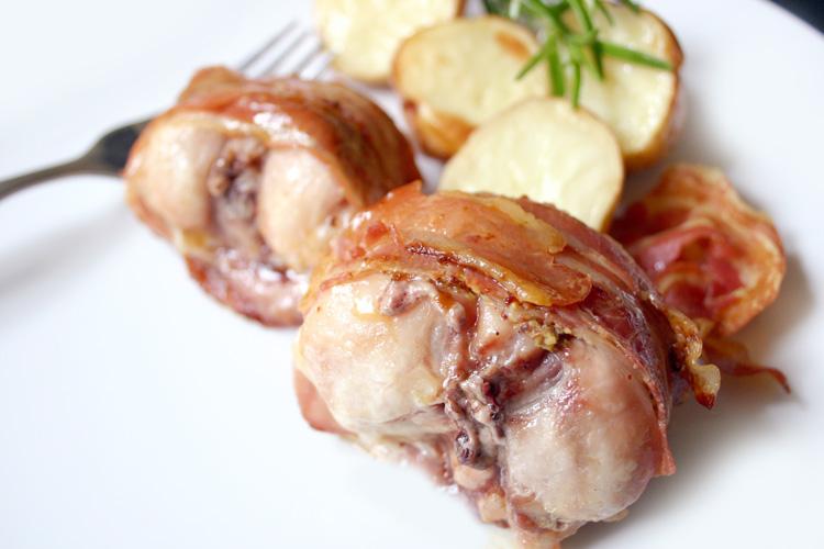 【鶏肉に似てコクのある味!】ラブルドラパン(ウサギ背肉)の画像