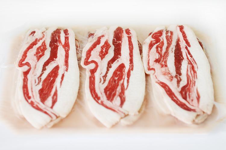 【通好みの肉!】特選羊肉カルビ300gの画像