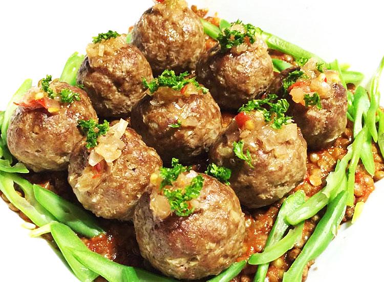 【味のあるミンチです】特選羊肉ミンチ(羊挽肉)の画像