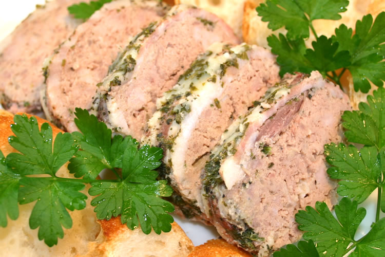 【ジビエのような濃い味わい】いのししバラ肉(ブロック)の画像