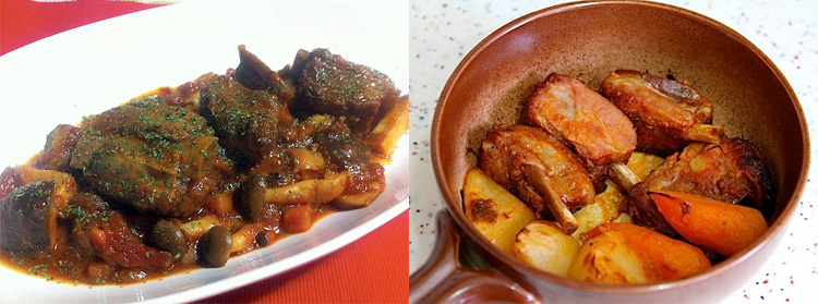 イベリコ豚スペアリブパプリカ風味