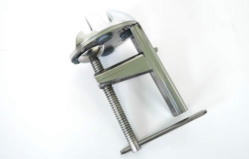 アフィノックス(Afinox)ハモネロ用(カウンター設置用ステンレス金具)の画像