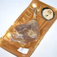 【ケース・20パック】鴨骨付きモモ肉のコンフィ20パックの画像