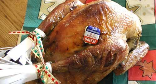 【食通の国を代表する本格地鶏】ブレス産若鶏丸(中抜き・1羽)の画像